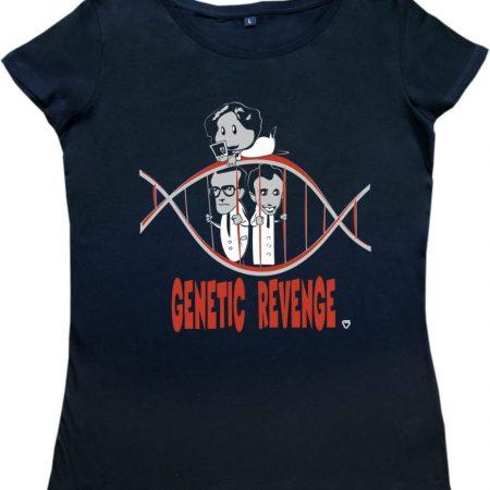 Genetic Revenge frontal