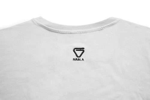 Nabla Logo front