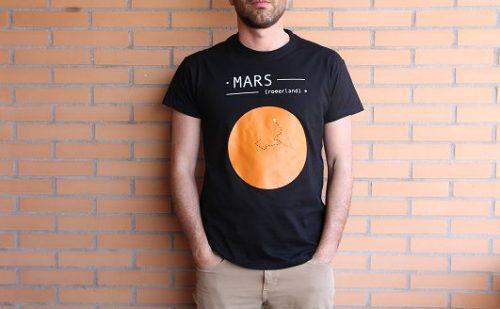 Mars roverland