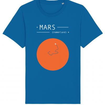 Mars roverland (Chico)