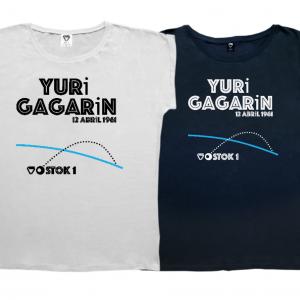 Yuri Gagarin (by @HdAnchiano).