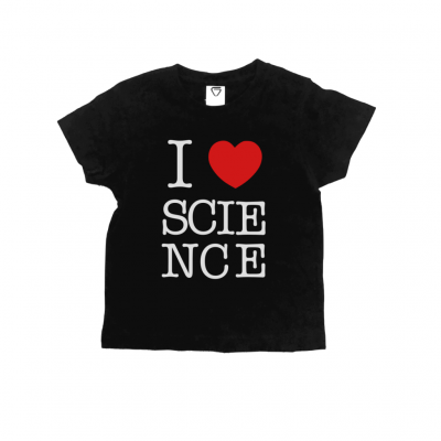 I Love Science (kids)