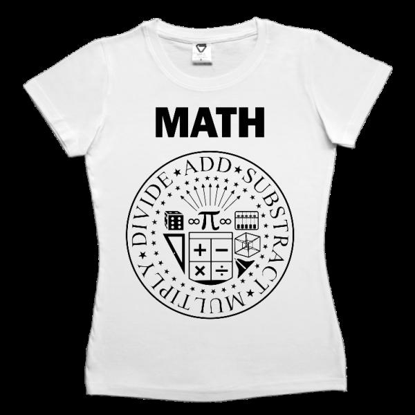 Nabla Math White Woman
