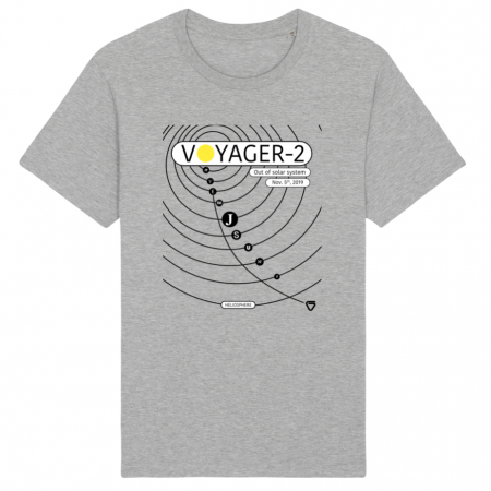 Voyager-2 Heather Grey