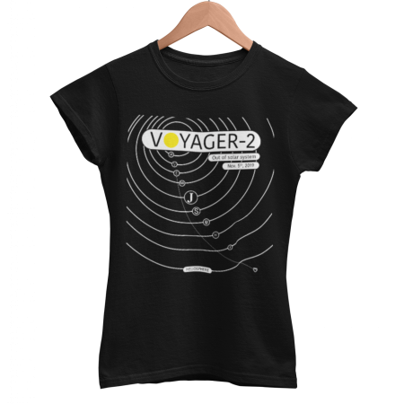 voyager woman