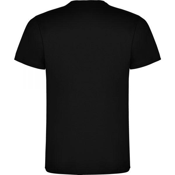 Camiseta por detrás