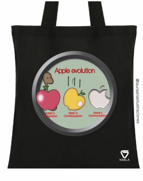 LAURA ARIAS APPLE EVOLUTION