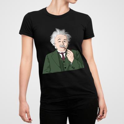 Einstein by @SRC mujer