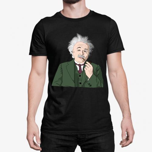 Einstein by @SRC hombre