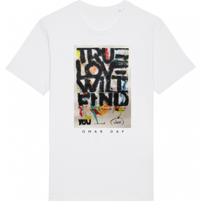 True Love- Unisex by Omar Daf